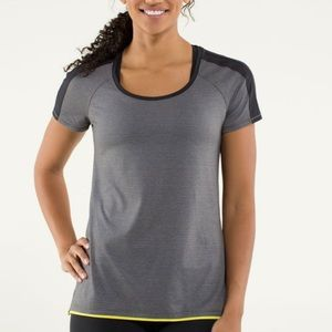 Lululemon Race Me Short Sleeve
